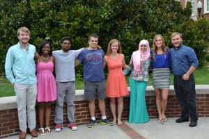 Summer 2014 Participants