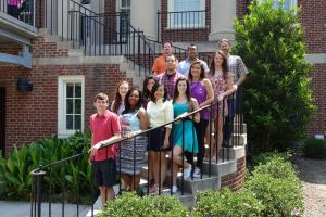 Summer 2015 Participants