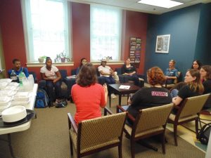 UNCG Student Chapter of the Association for Women in Mathematics