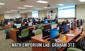 Math Emporium Lab