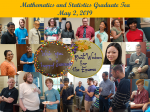 Graduate Tea Collage 5-2-19